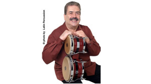 "Johnny ""Dandy"" Rodriguez Jr. (Percussion & Band Leader)"