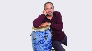 José Madera (Percussion & Arranger)