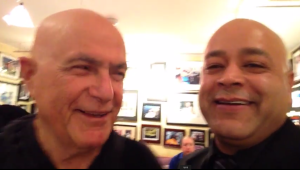 Exclusive Behind The Scenes Video Of Martin Cohen's 76th Birthday Party 2015