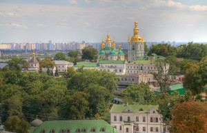 A free day to sightsee in Kiev, Ukraine